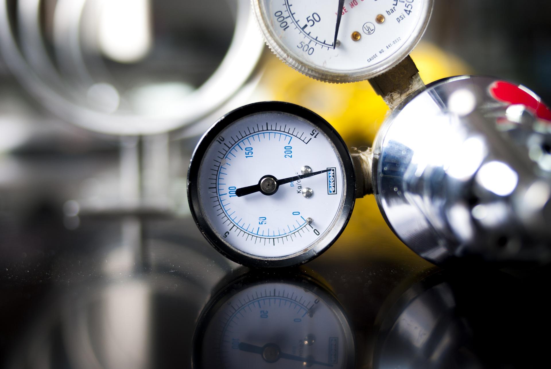 酸素流量計の見た目